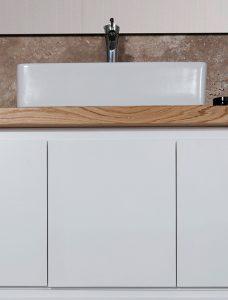 ארון אמבטיה סדרת ארבל תקריב