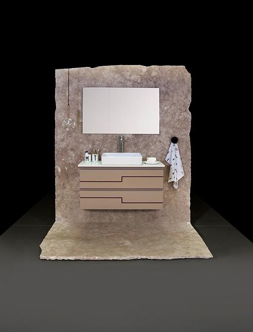 ארון אמבטיה סדרת הדר