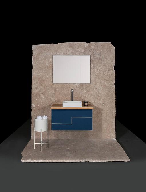 ארון אמבטיה סדרת שחף